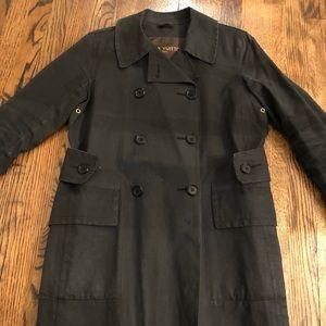 Louis Vuitton Mackintosh Rain Jacket (Size 40)